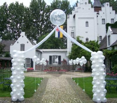 Ballondecoraties – Kolommen