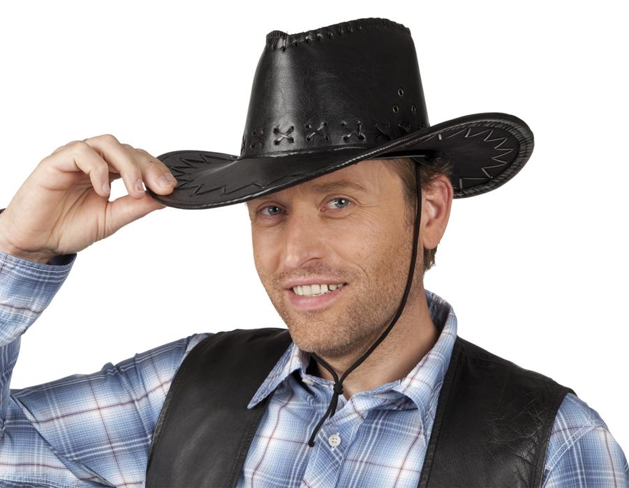 Hoed cowboy Elroy-0