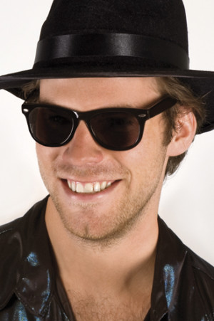 Blues brother bril-0