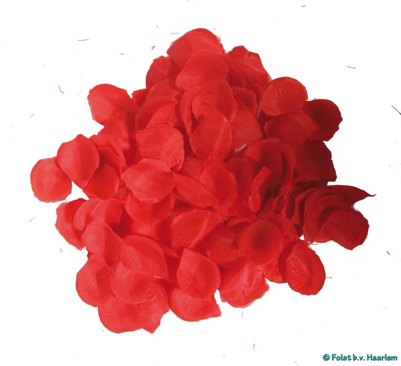 Luxe Rode Rozenblaadjes-0