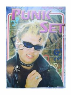 Punkset ring + klem piercing-0