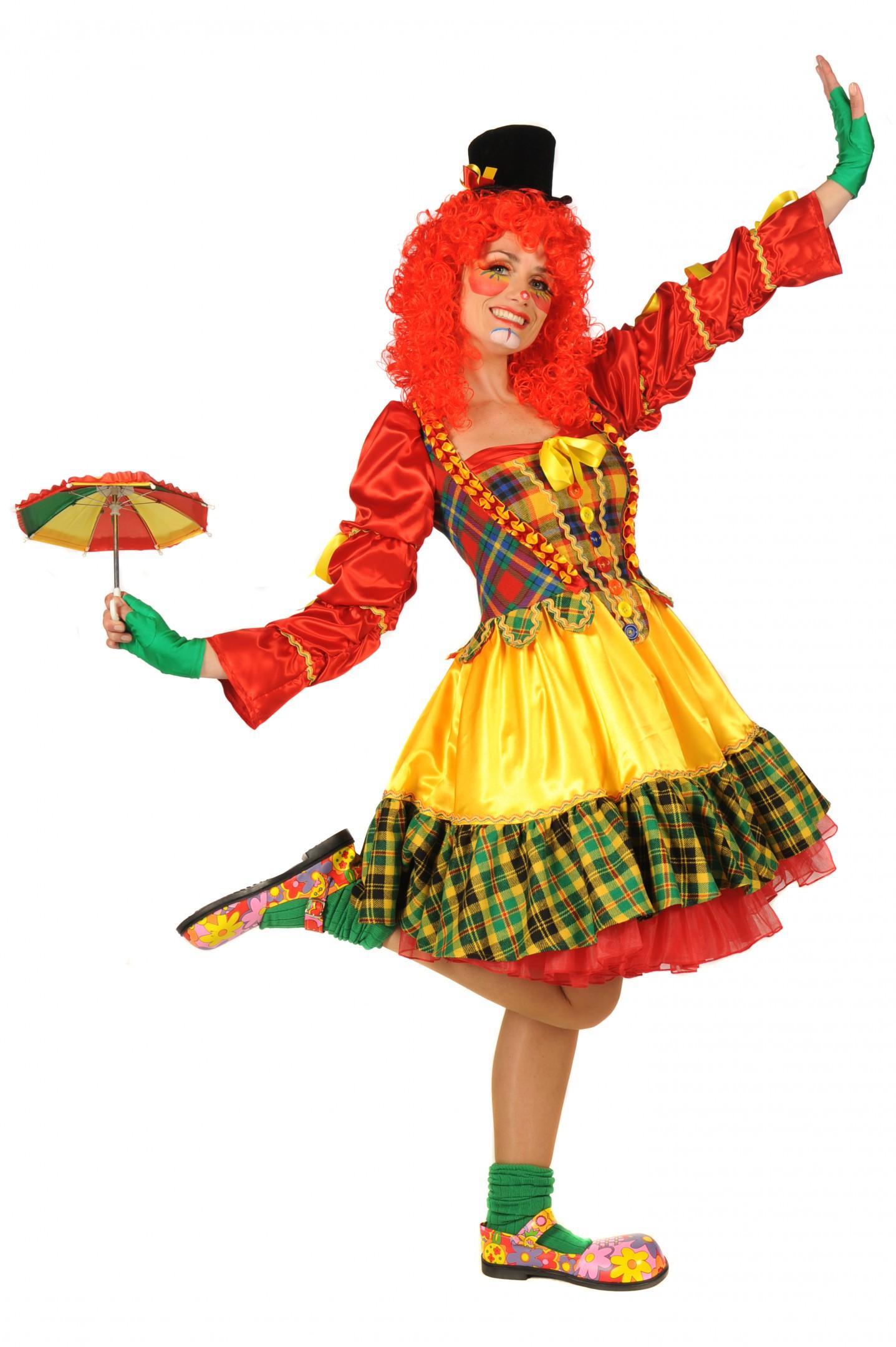Clown dame 'Augusta-0