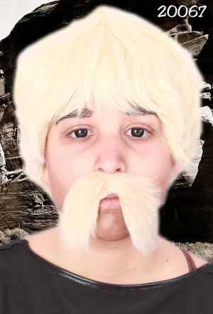 Snor Dorus blond-0