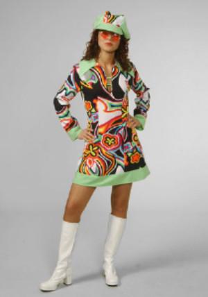 60s jurk fantasy-0