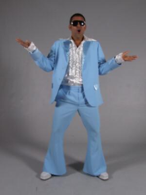 70s kostuum baby blauw-0