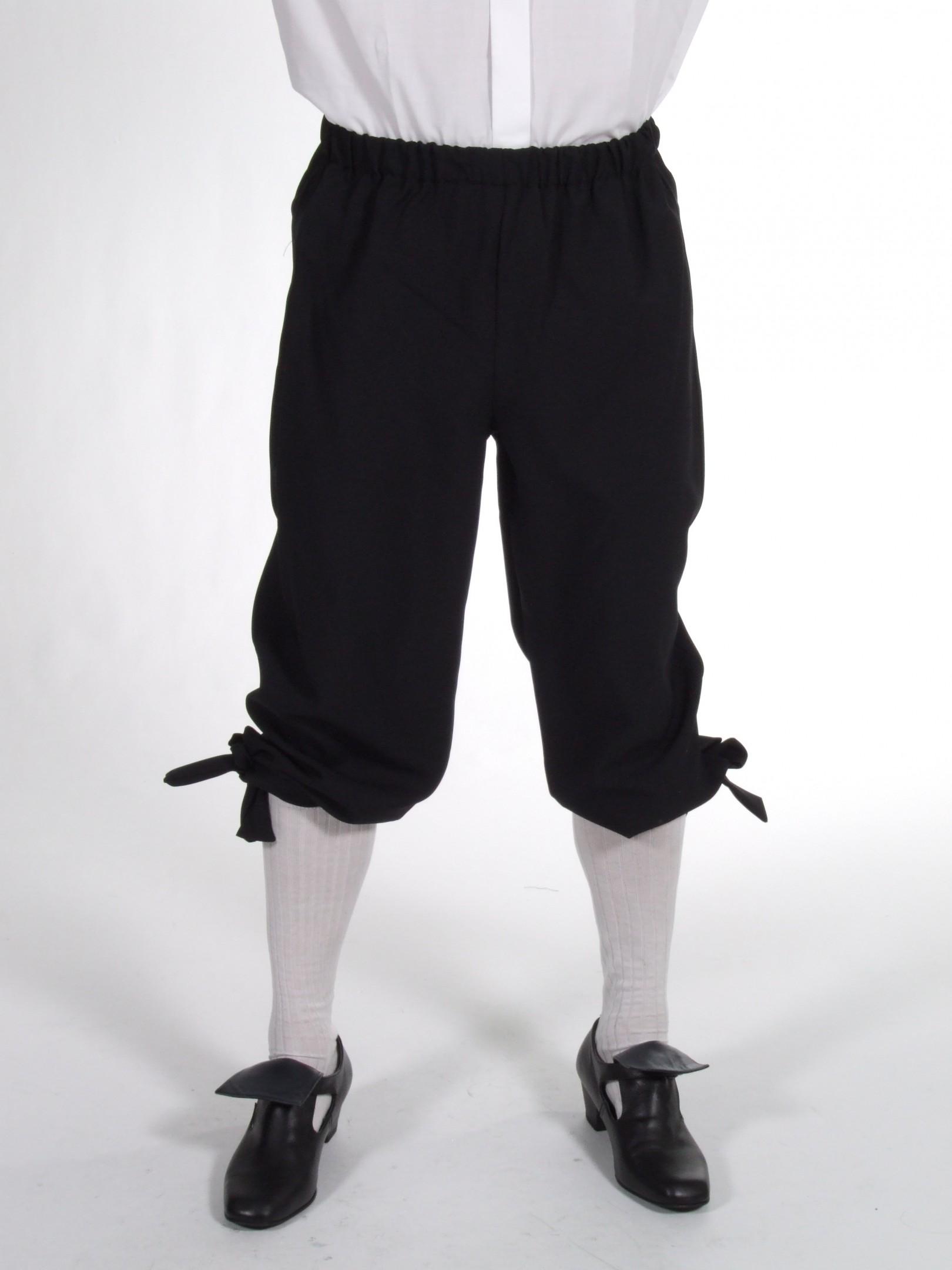 Markies broek zwart-0