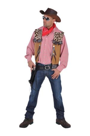 Cowboy vest-0