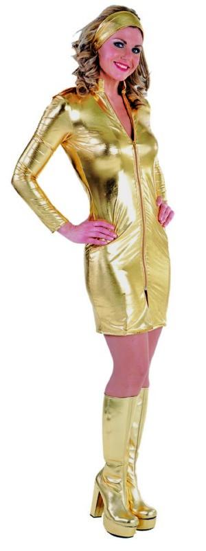 Uniformjurkje goud-0