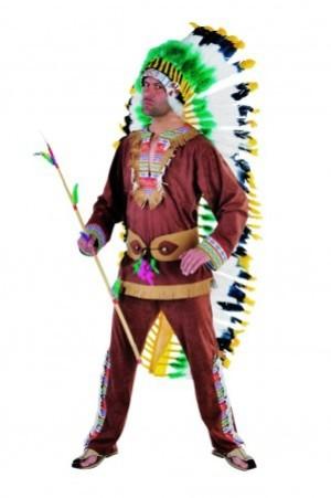 Indiaan bruin-0
