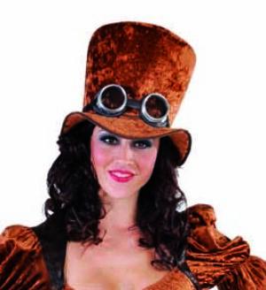 Hoge hoed steampunk-0