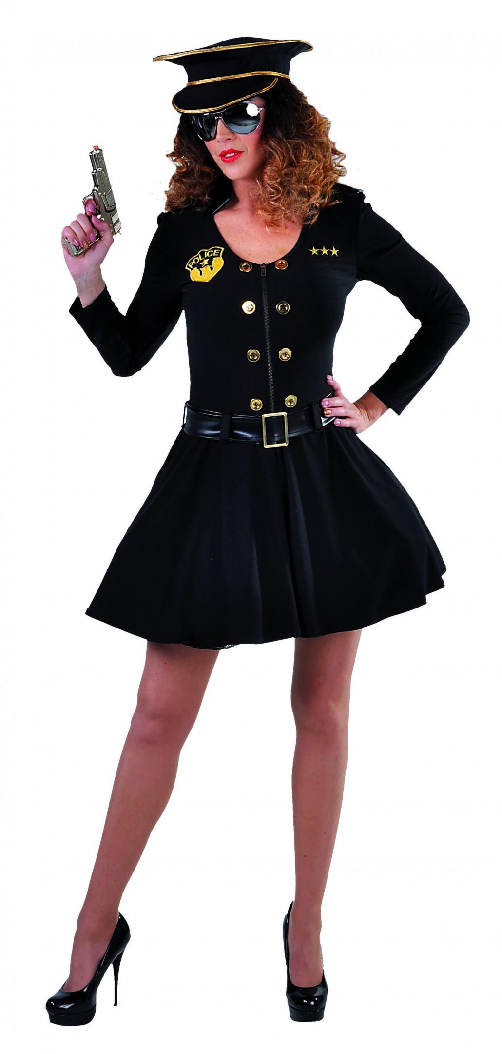 Politie meisje luxe-0