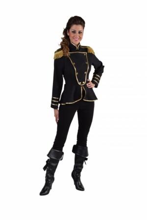 Uniform jasje zwart-0
