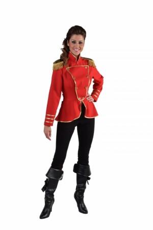 Uniform jasje rood-0