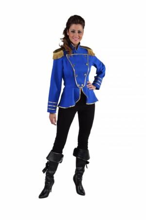 Uniform jasje blauw-0