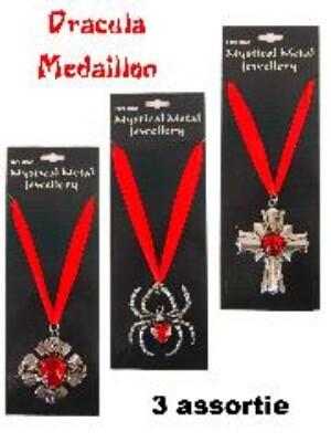Dracula medallion 3 assortie-0