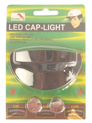 Led lamp voor op pet op blister-0