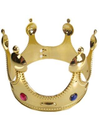 Koningskroon goud kind-0