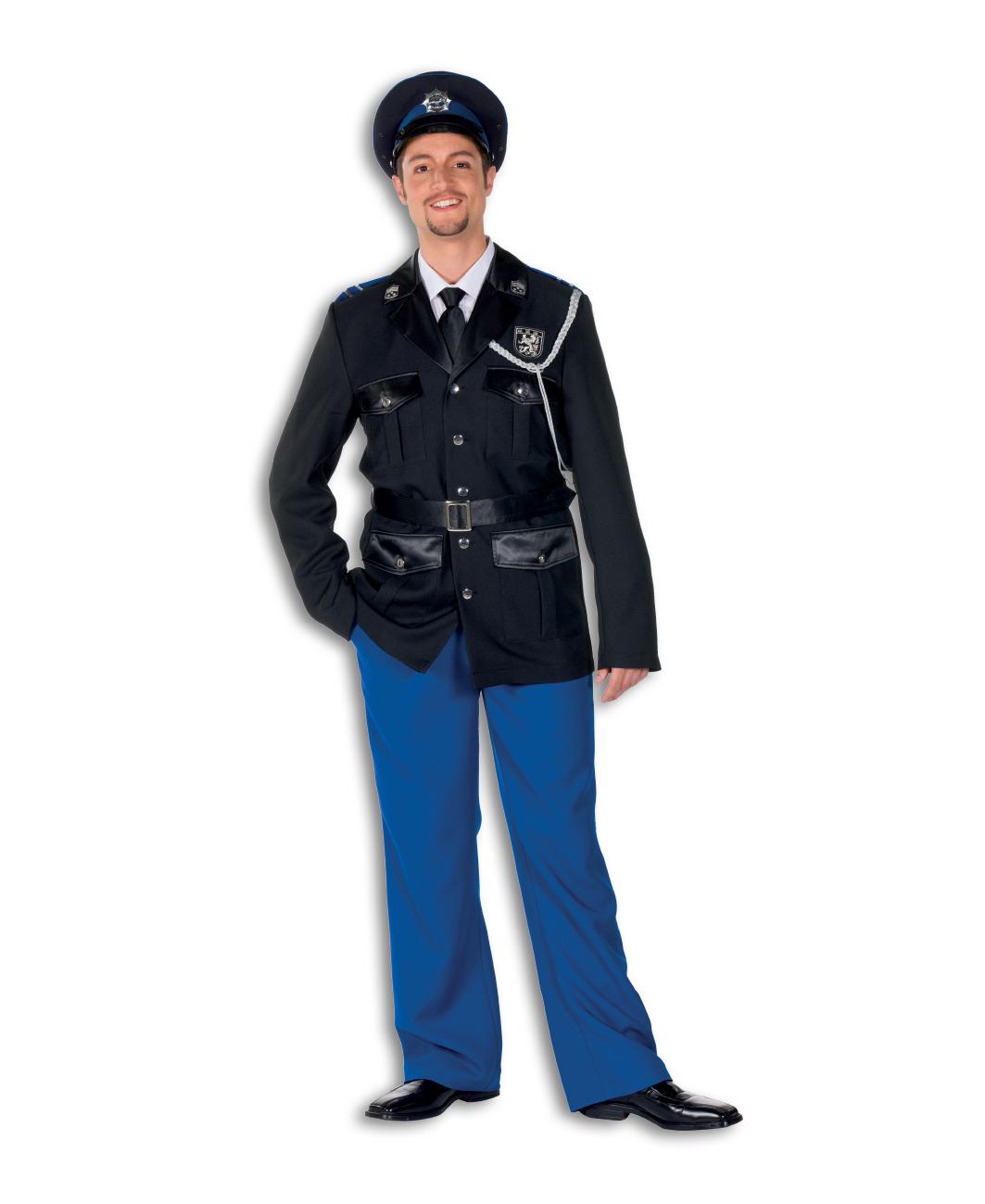 Politie uniform-0