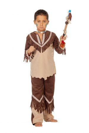 Indiaan Cherokee-0