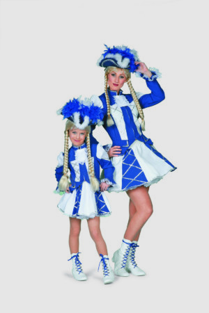 Dansmarietje blauw-0