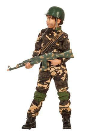 Commando soldaat-0
