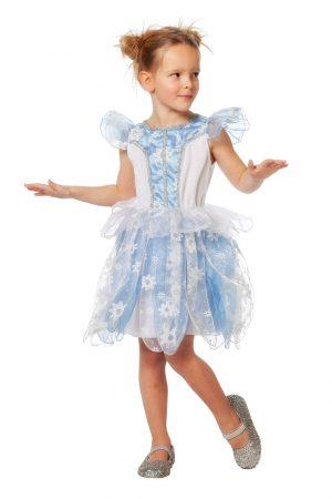Prinses blauw-0