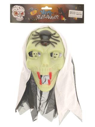 Masker dracula u.v. met doek-0