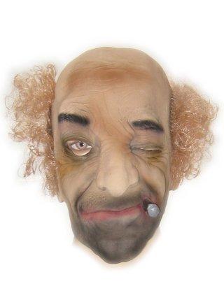 Rubber masker opa knipoog-0