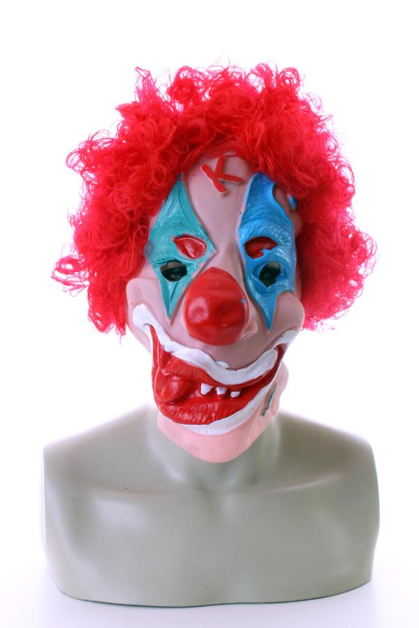 Masker clown 2 assorti-0