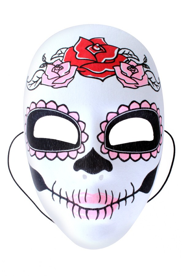 Masker Day of the Dead-0