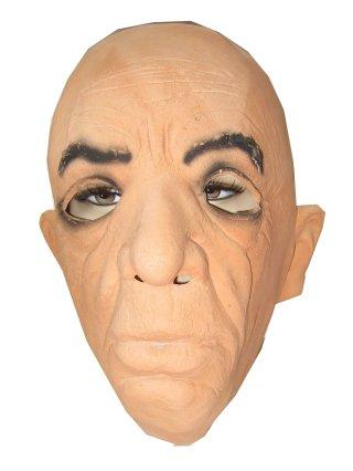 Masker abraham opa flapoortje foam-0
