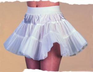 Petticoat wit (zacht)-0