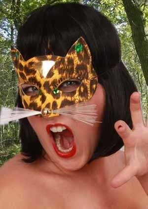 Oogmasker luipaard-0