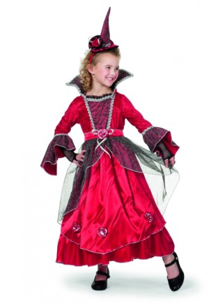 Prinses rood luxe-0