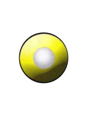 Lenzen yellow per 2 in doosje-0