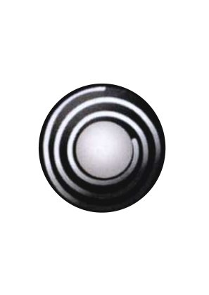 Lenzen black spiral per 2 in doosje-0
