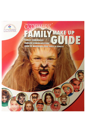 Family make up Guide schminkboek-0