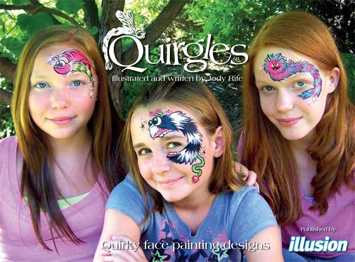 Schminkboek Quirgles-0