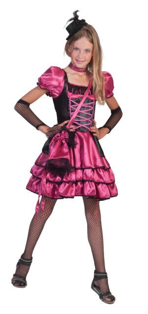 Can Can meisje pink-0
