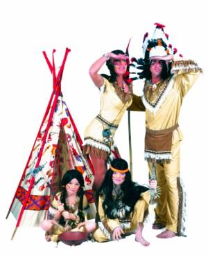 Indiaanse Sioux-0