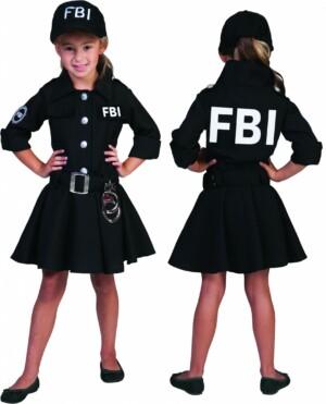 FBI agent politiemeisje-0
