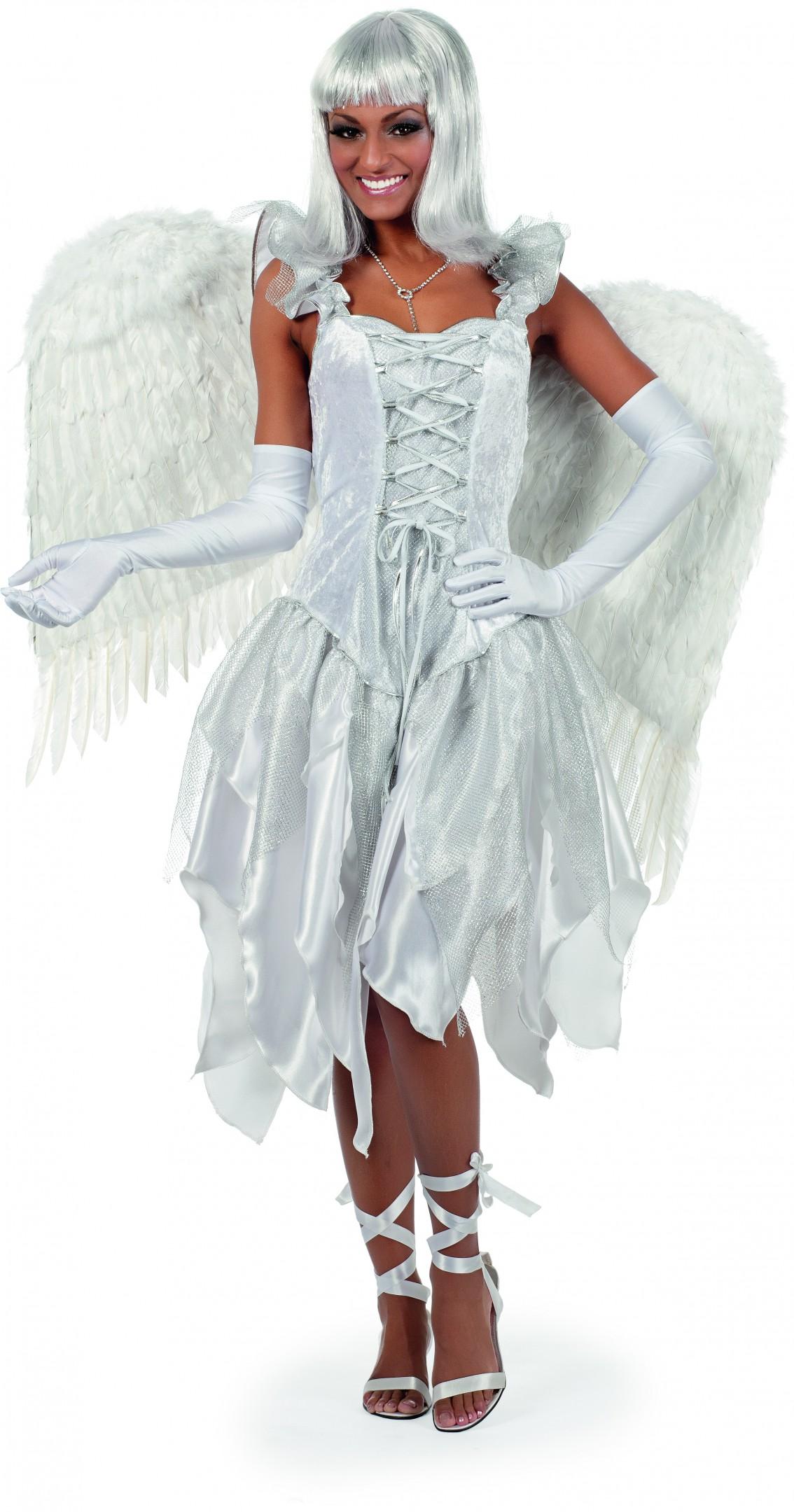 Engelachtig jurkje zonder vleugels-0
