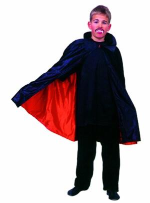 Draculacape tweezijdig draagbaar nylon-0