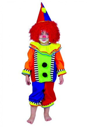 Baby clown Olka-0