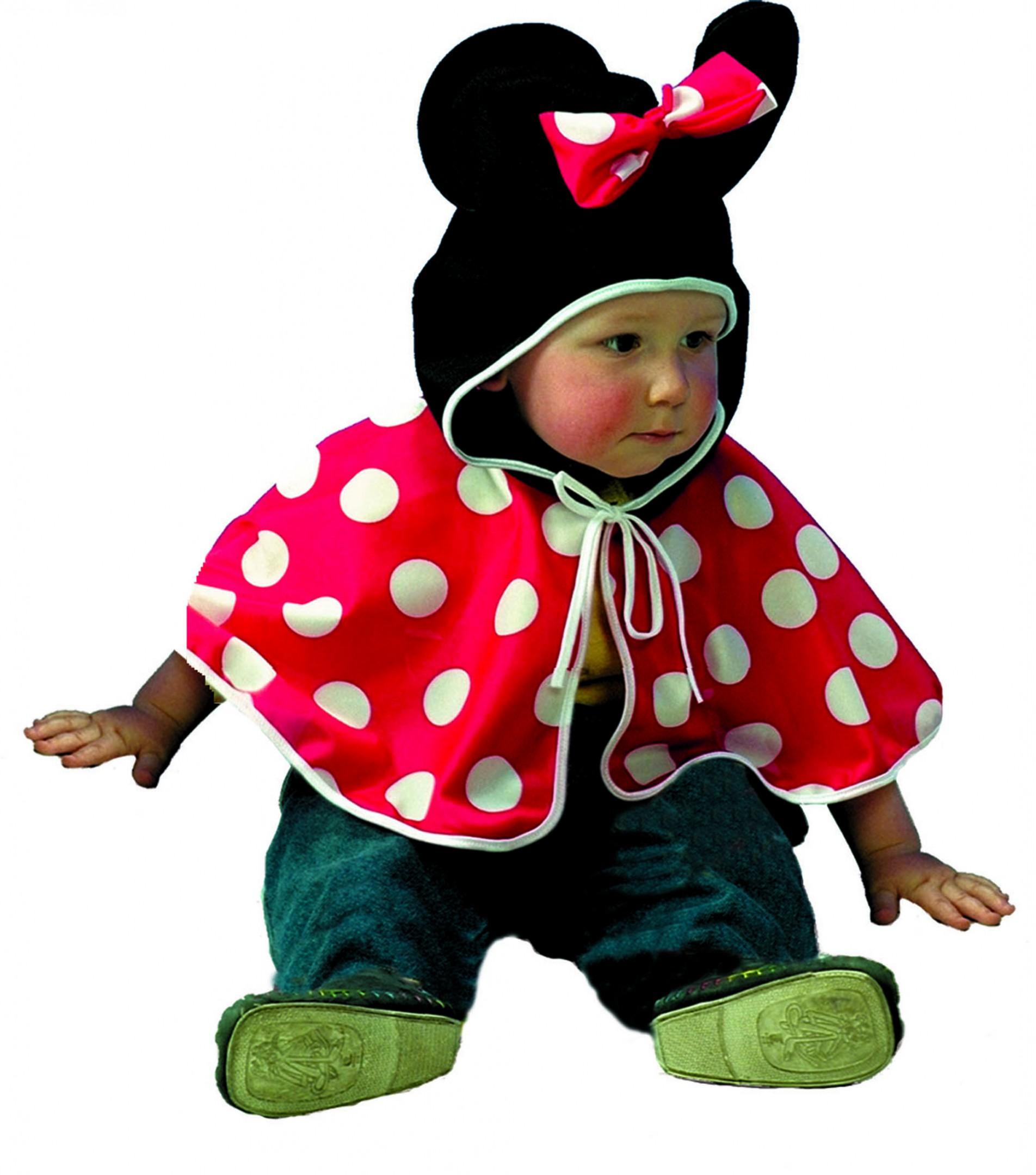 Mini Mouse cape-0