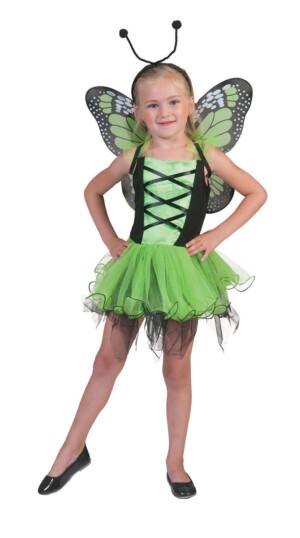 Vlinder groen-0