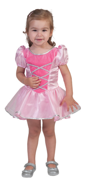Baby prinses roze-0