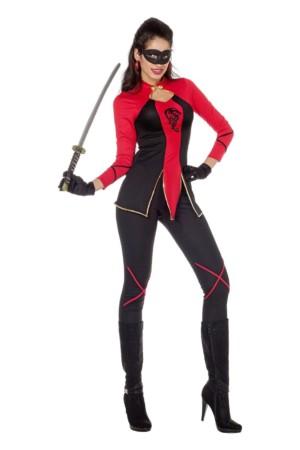 Ninja girl-0