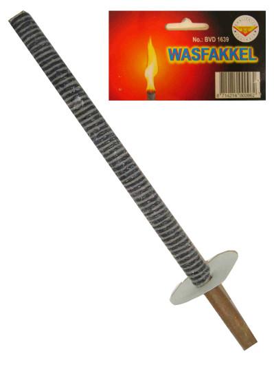 Wasfakkels brandtijd 60 minuten-0