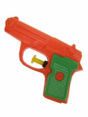 Waterpistool klein mt. 10 cm-0